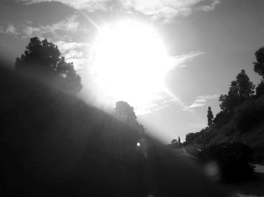 Powerful Sun