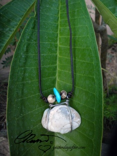 Fossil and Turquoise