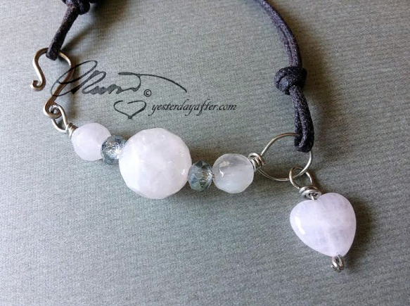 Rose Quartz bracelet2 copy