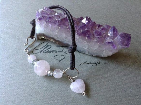 Rose Quartz bracelet3 copy