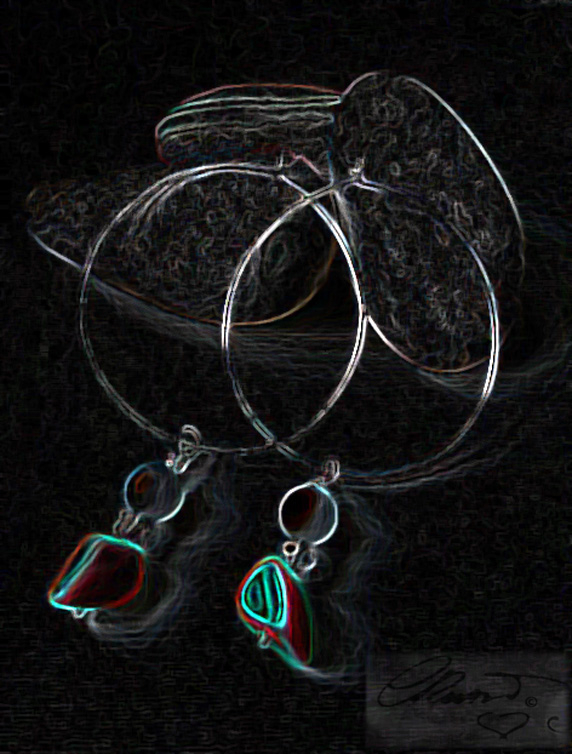 Hoop earrings_DArt1