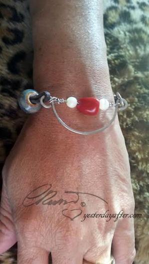 Red coral bracelet3x