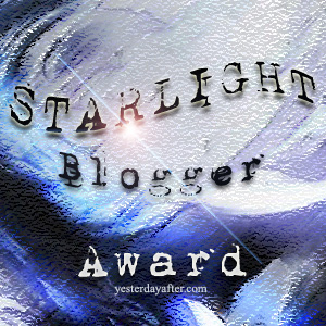 I Created this Award to highlight and Promote Inspiring Bloggers.