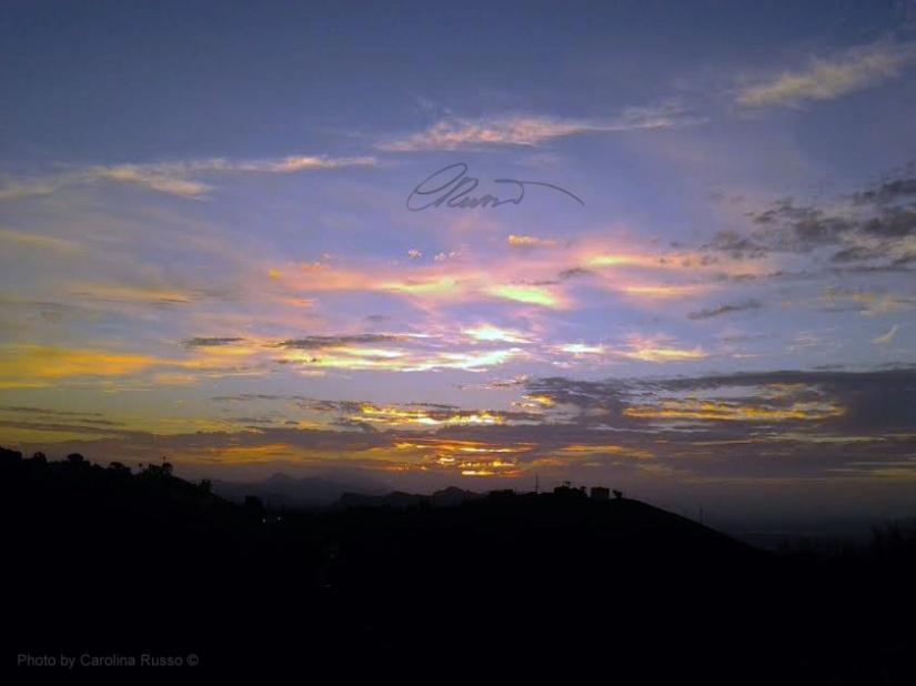 Godly Sunset
