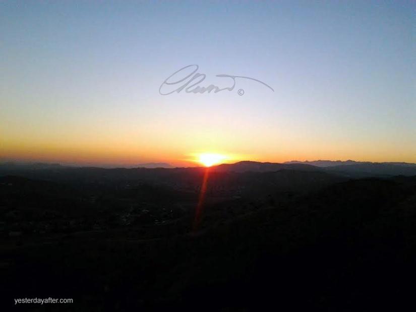 Hills_Sunset