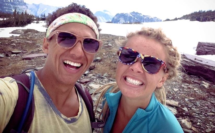 Alex and Becca Foss