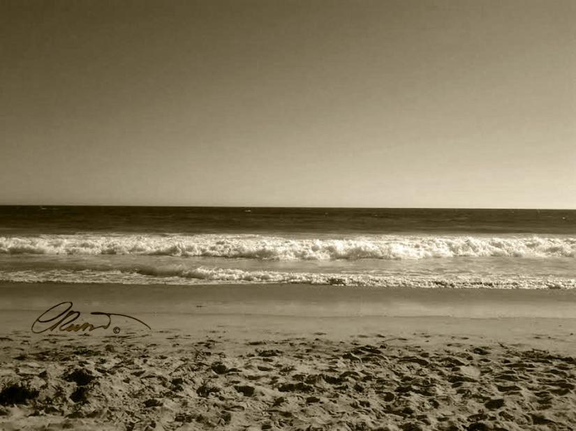 Malibu Zuma Beach -CA
