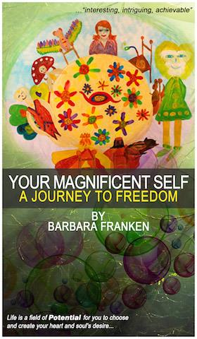 New Book - Me Magnificent Self