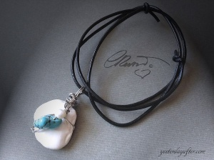 Ocean Dream Turquoise Necklace