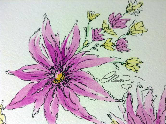Dragonfruit pink Flower copy