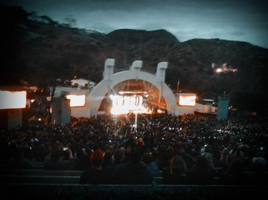 The Cure Concert 23 May 2016 - Hollywood Bowl