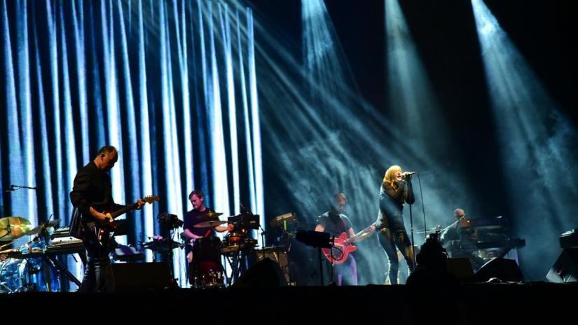 Portishead - Photo ©Mike Massaro