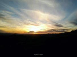 Peaceful Sunset -