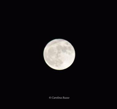 Super Full Moon - Photography ©Carolina Russo