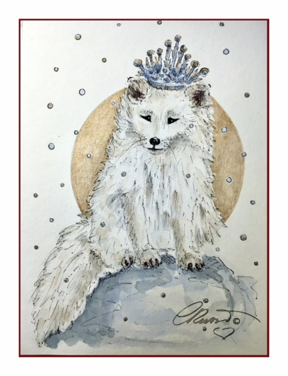 Day #14 Crown - Snow Queen