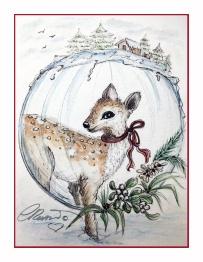 Day #13 - Deer