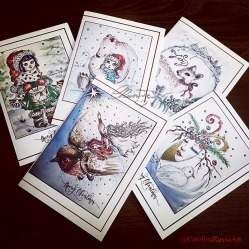 Special 5 Cards Set