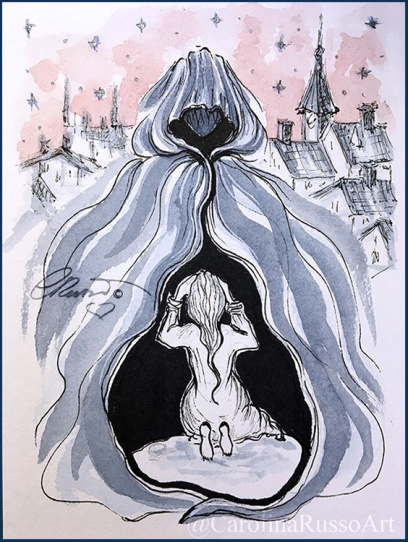 Day 7 - Dickens - Christmas Tale ©CarolinaRusso