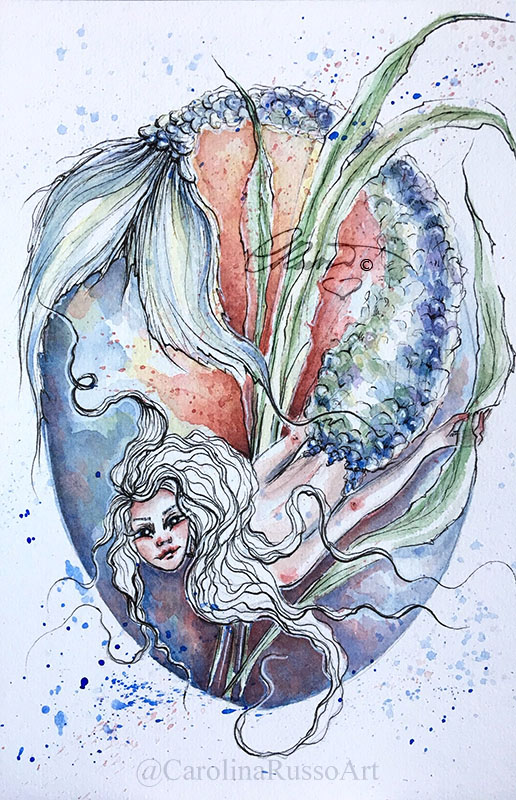 Exploring The Abyss #MerMay2019 – New Release