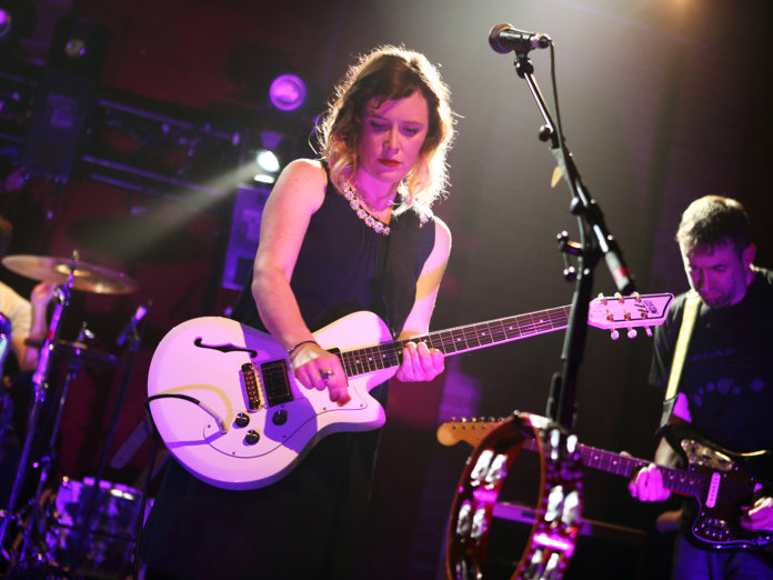 Slowdive's Rachel Goswell is hosting a Music – Art Charity Auction for the Deaf Academy