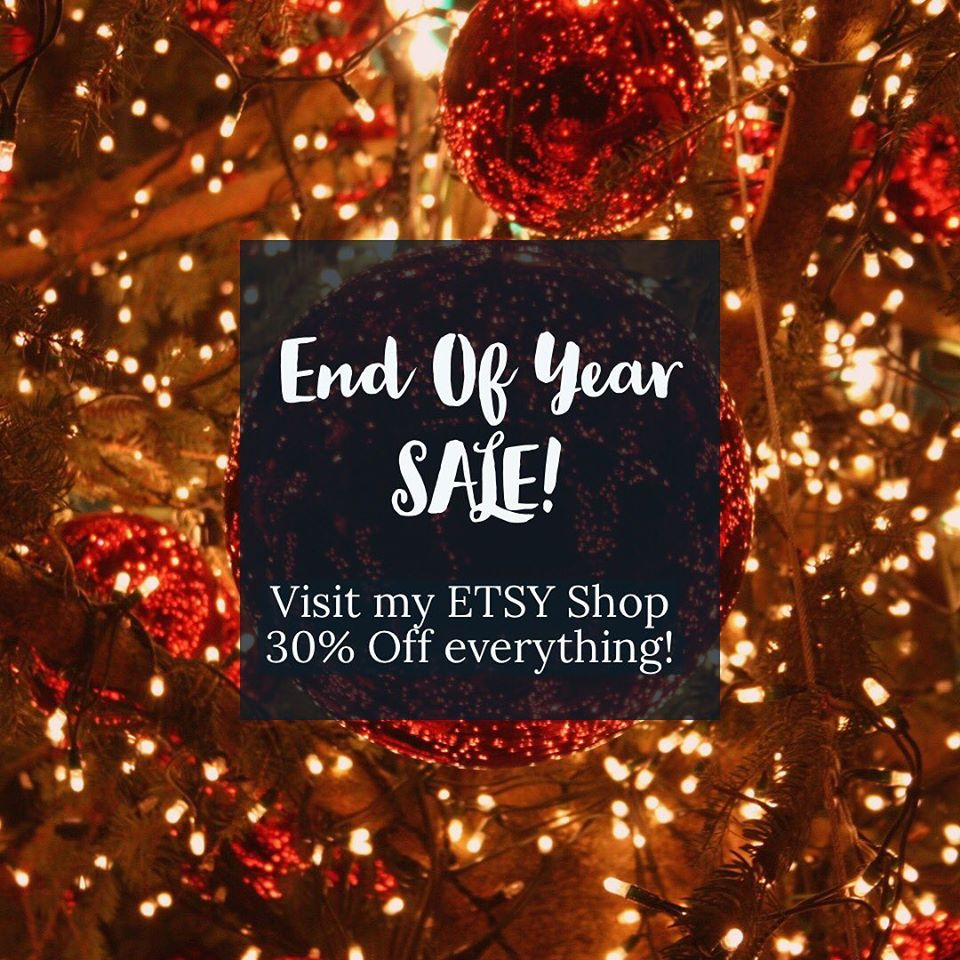 End of Year Art SALE!